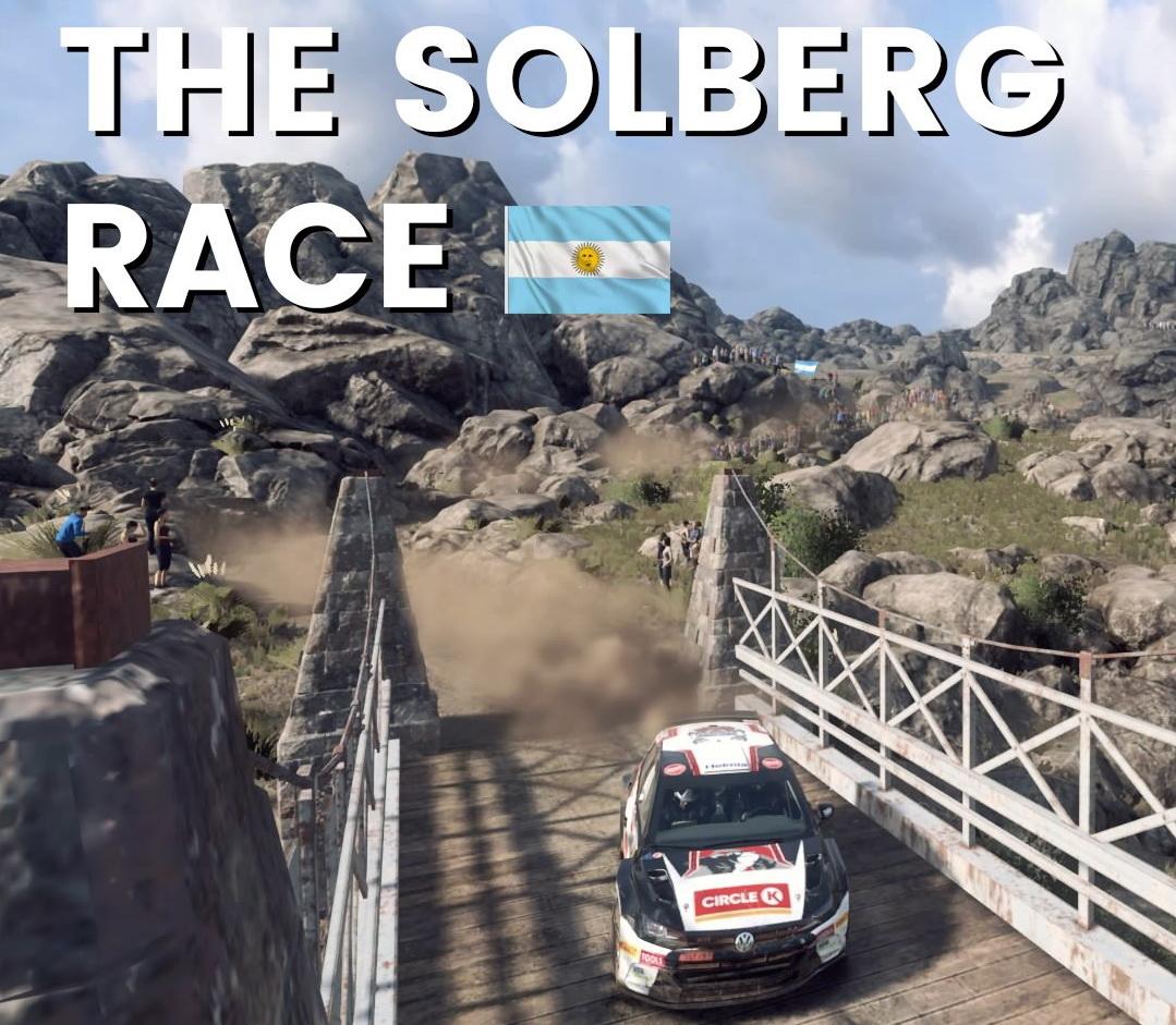 Solberg Race