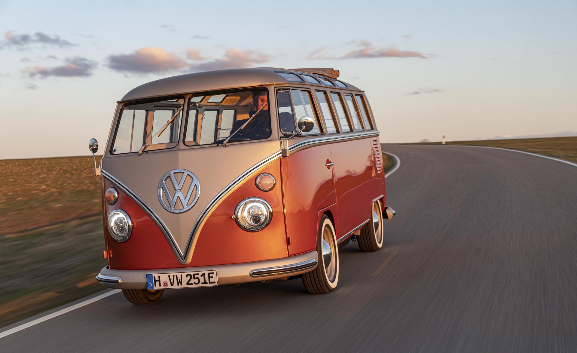 VW e-Bulli