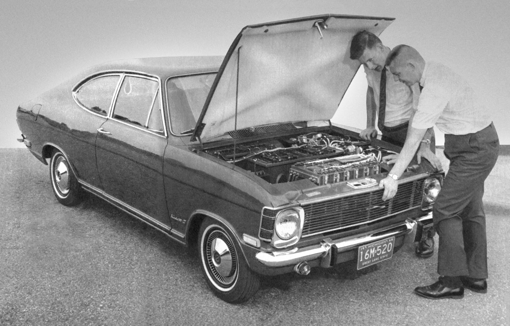 Opel Kadett B Stir-Lec I