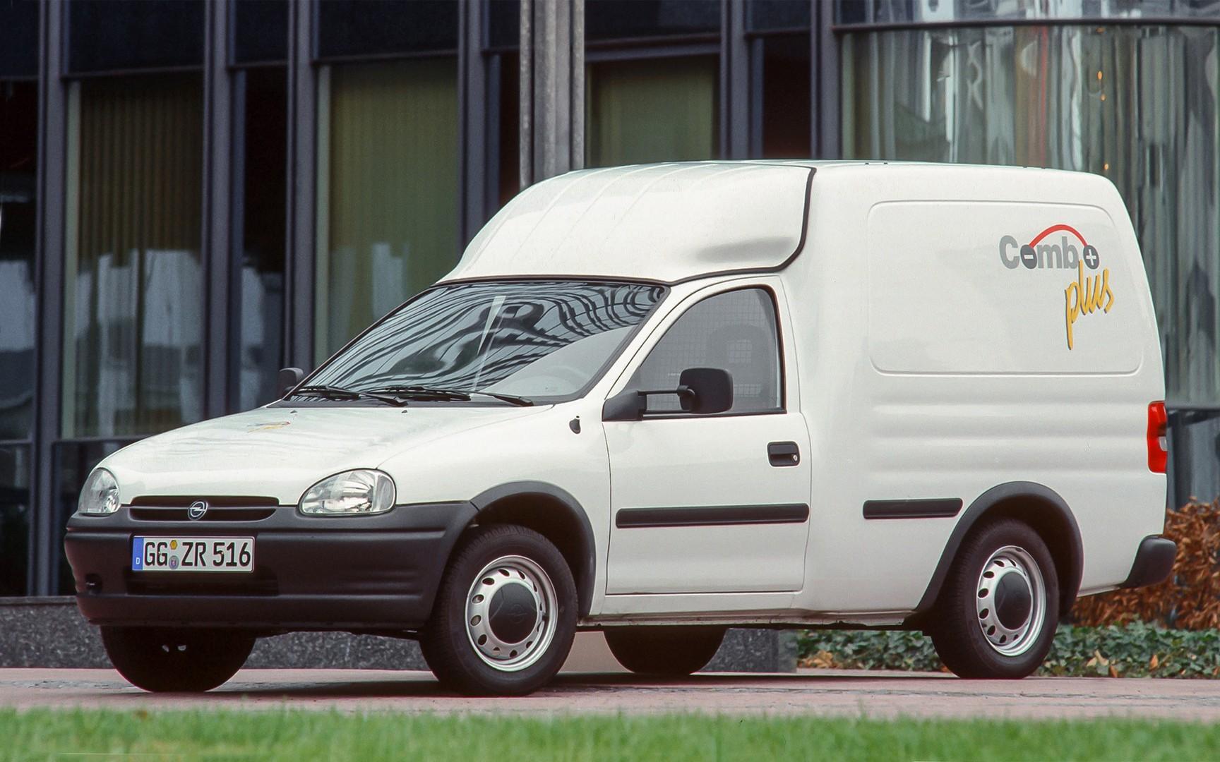 Opel Combo Plus