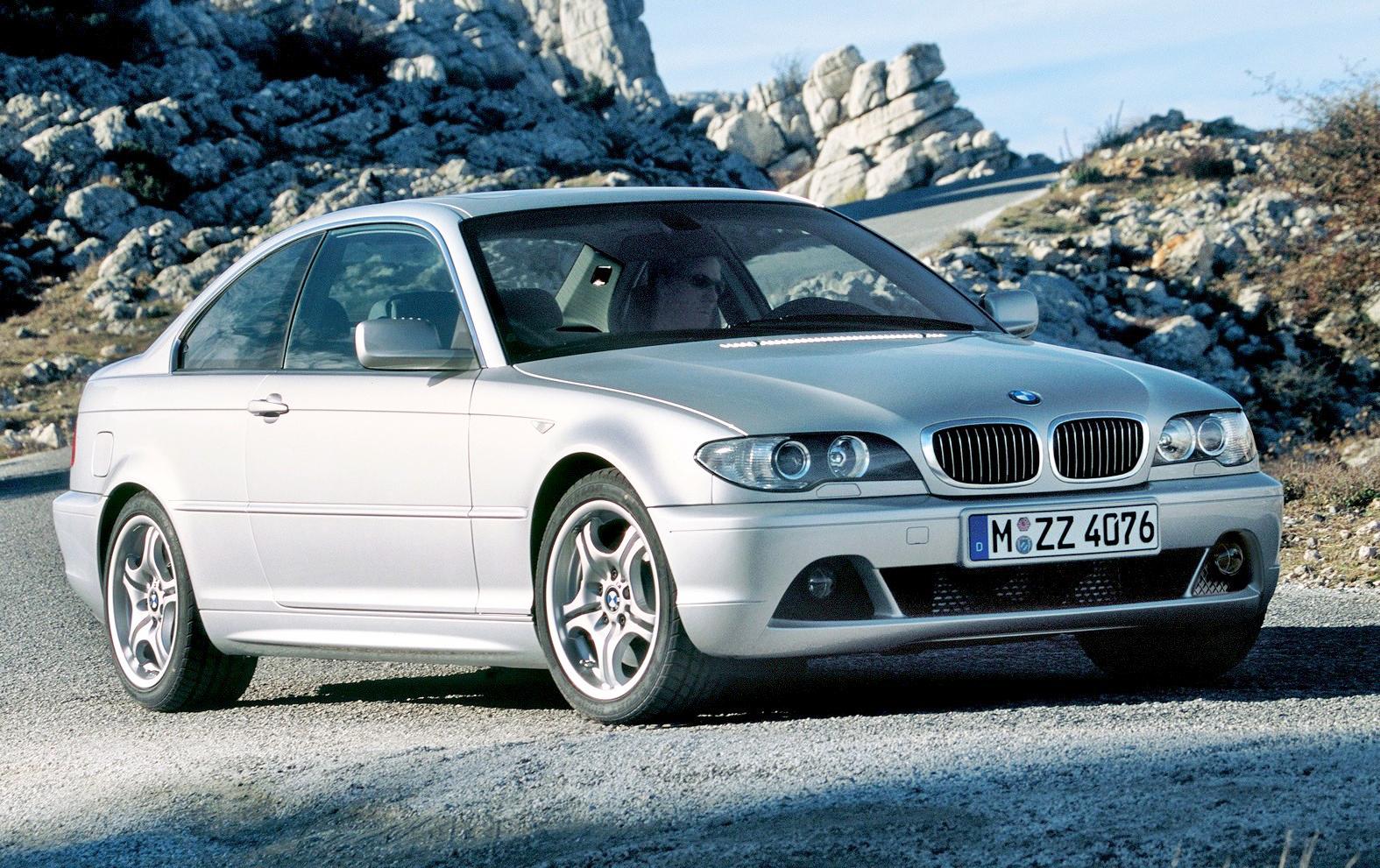 BMW 325 Coupe E46