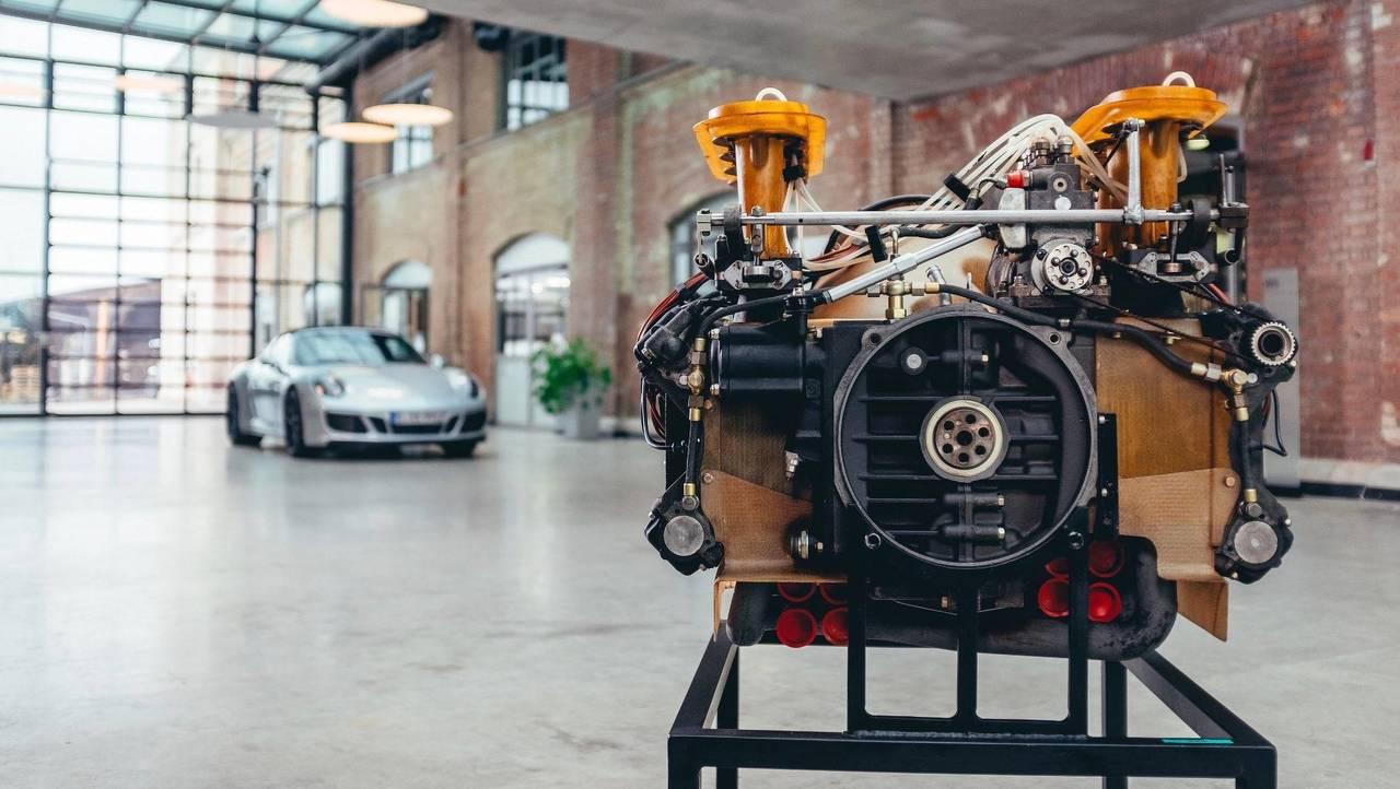 Porsche Boxer Engine