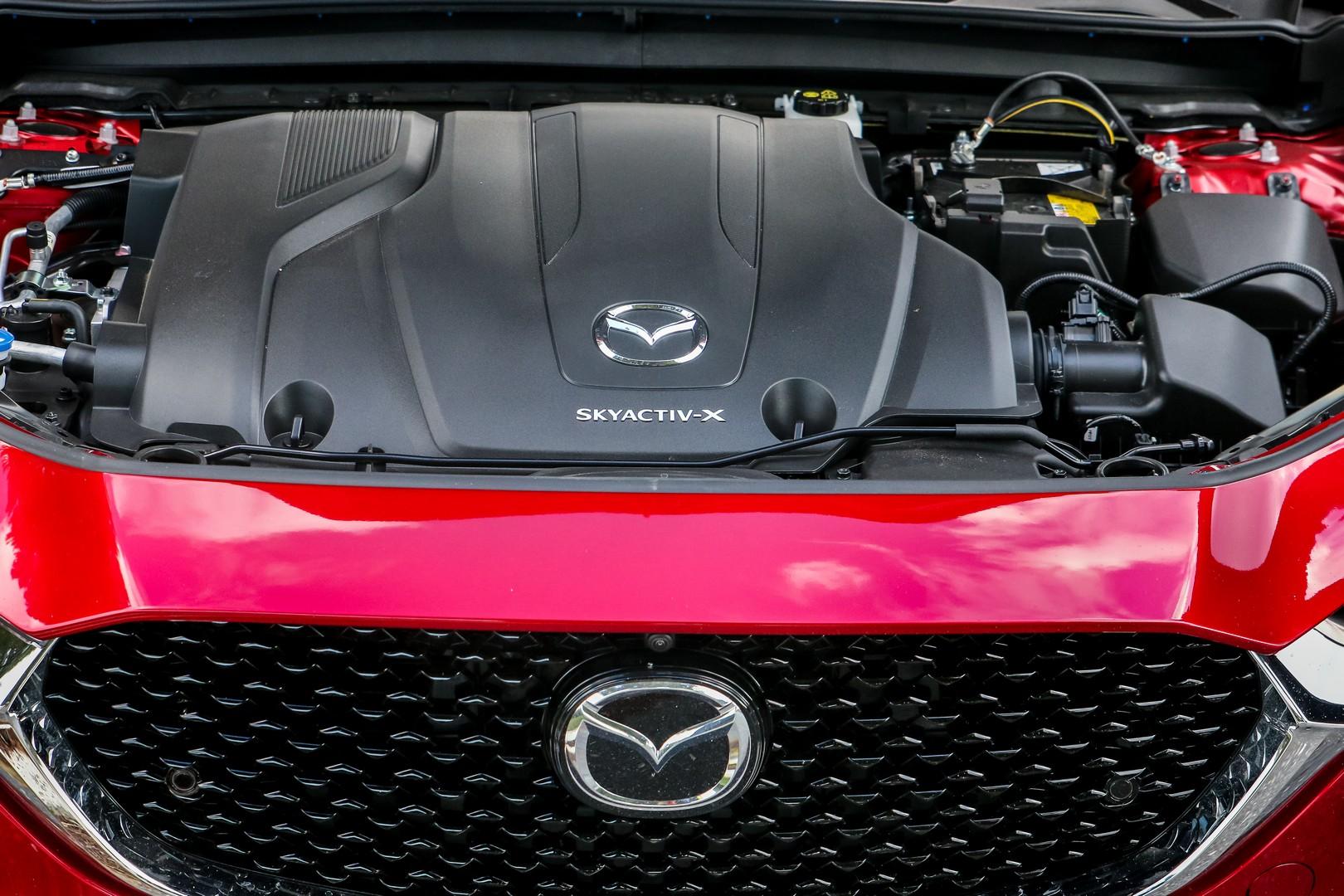 Mazda CX-30 Skyactiv-X180 AWD AΤ