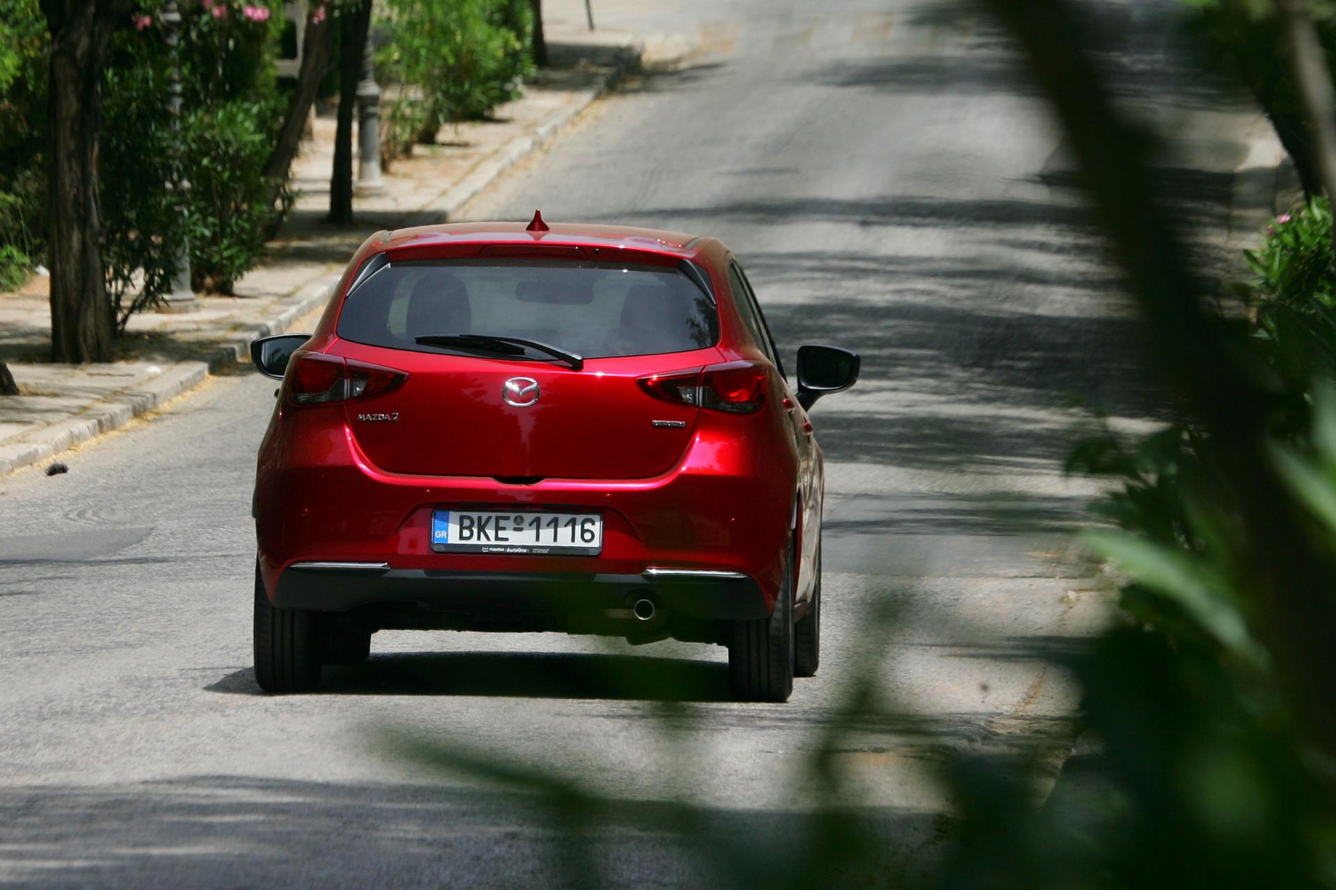 Mazda2 1.5 Skyactiv-G mHybrid 90 PS