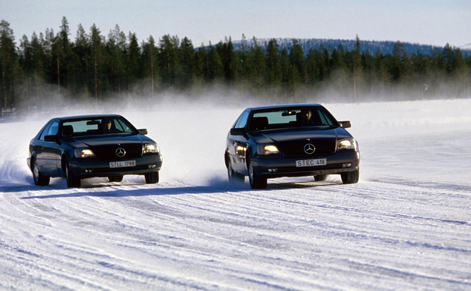 Mercedes ESP