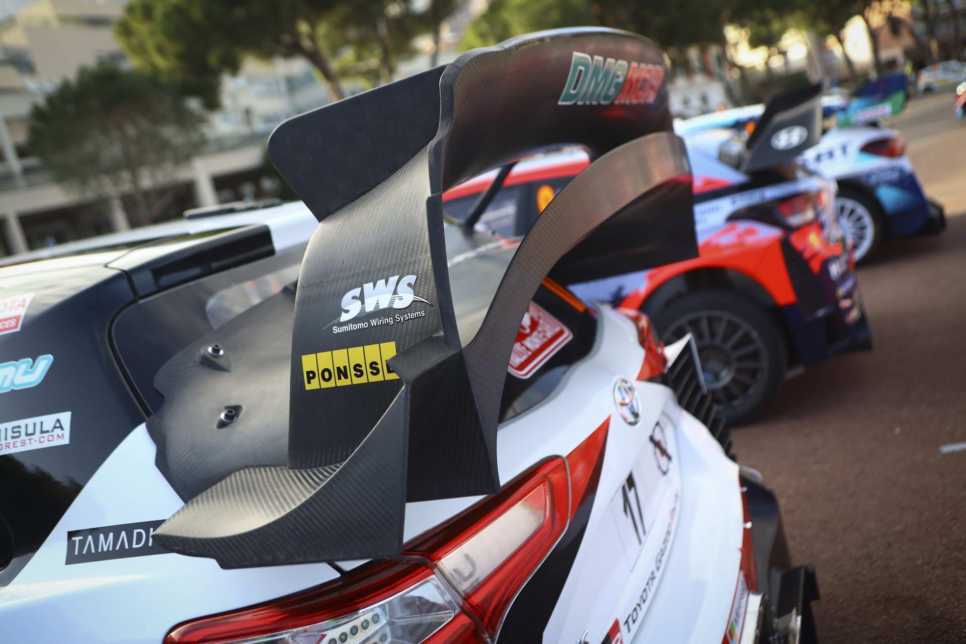 WRC rewind