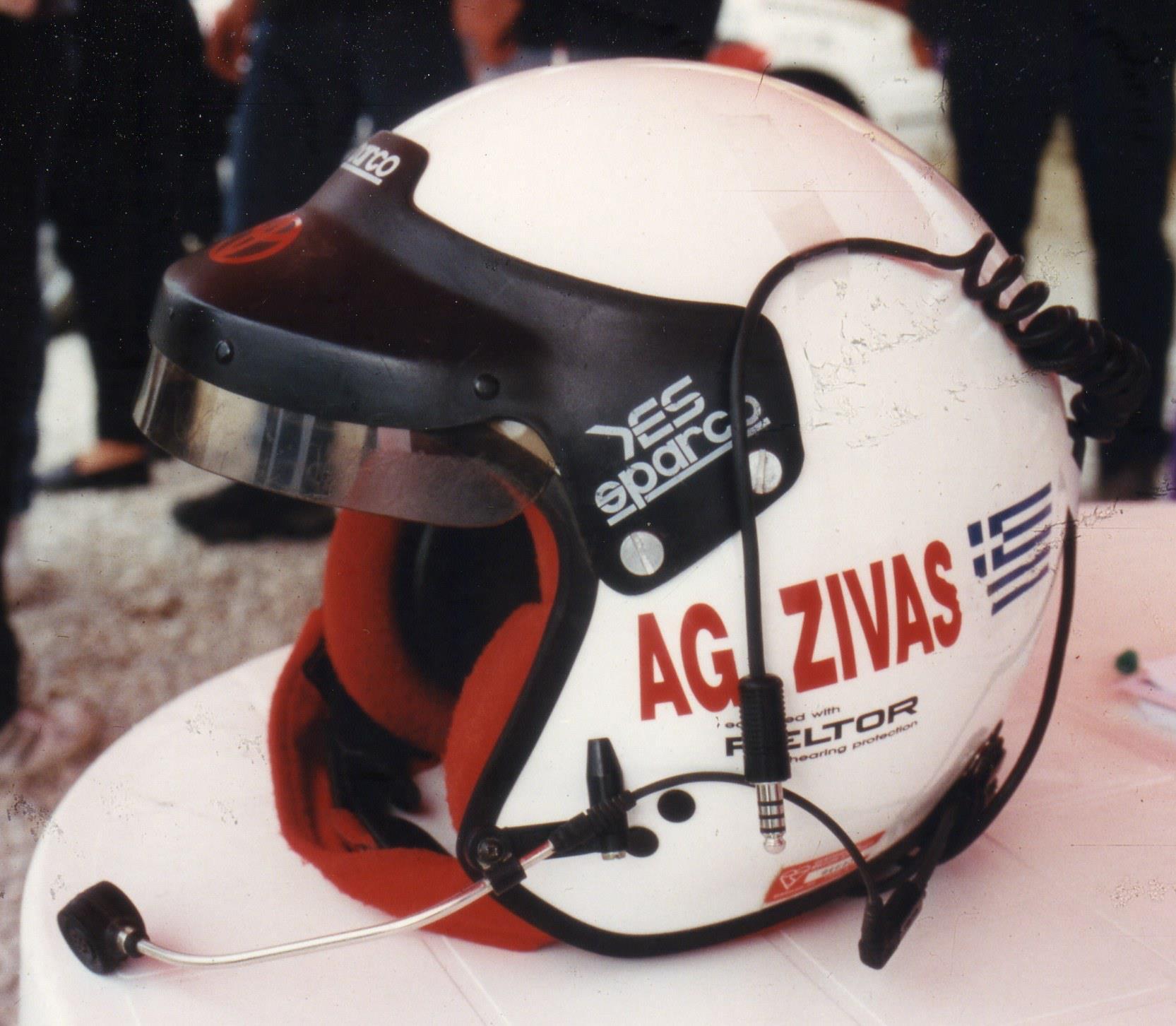 Zivas Helmet