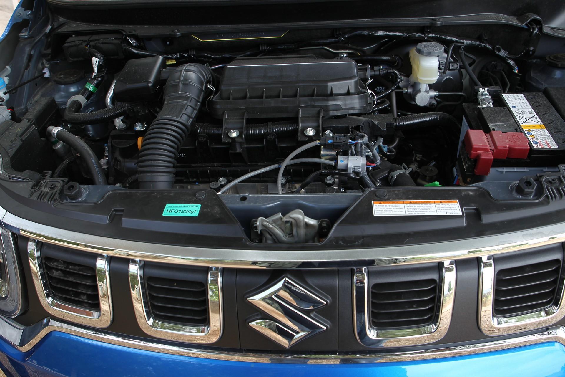 Suzuki Ignis Hybrid AllGrip