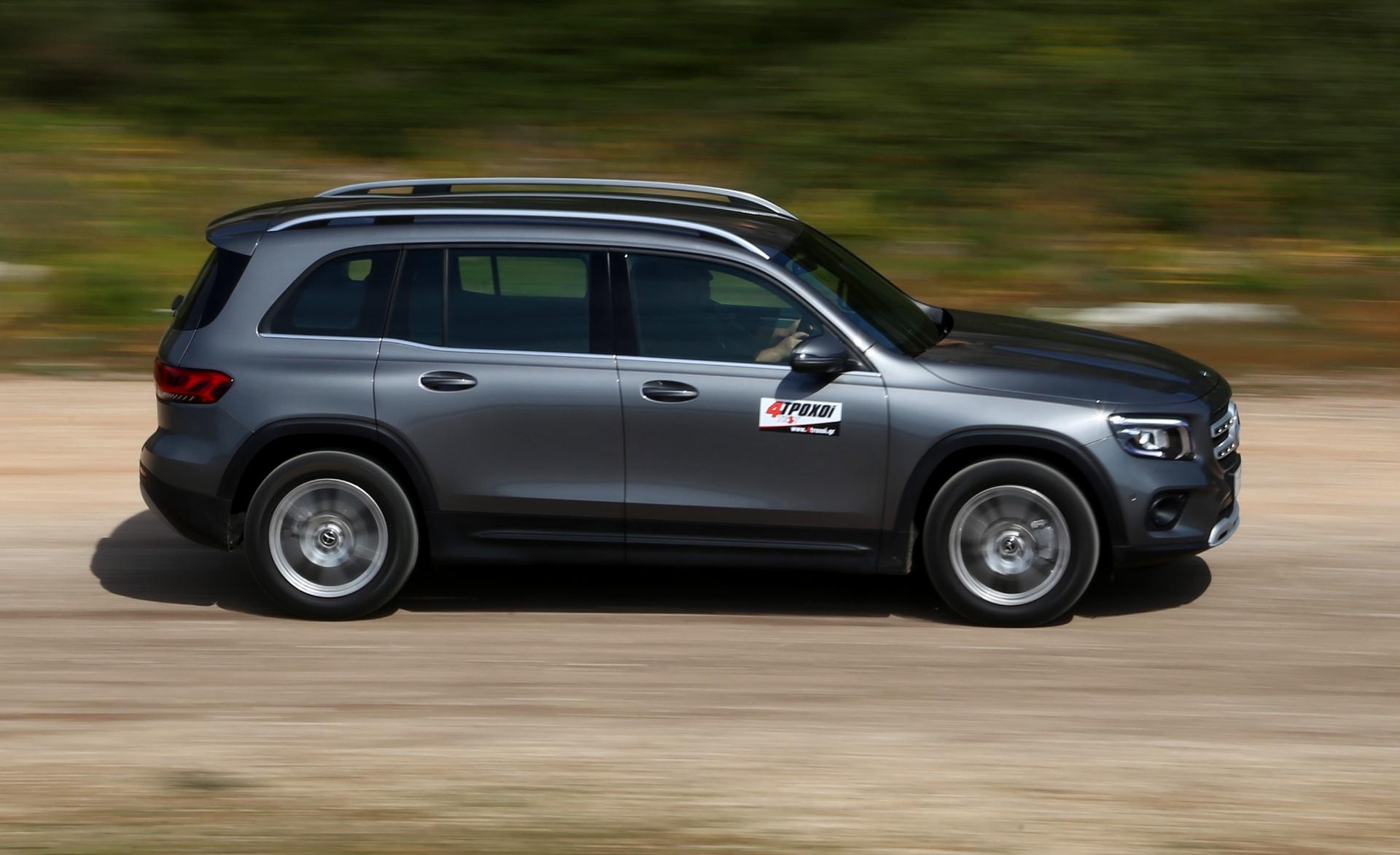 Mercedes GLB 200