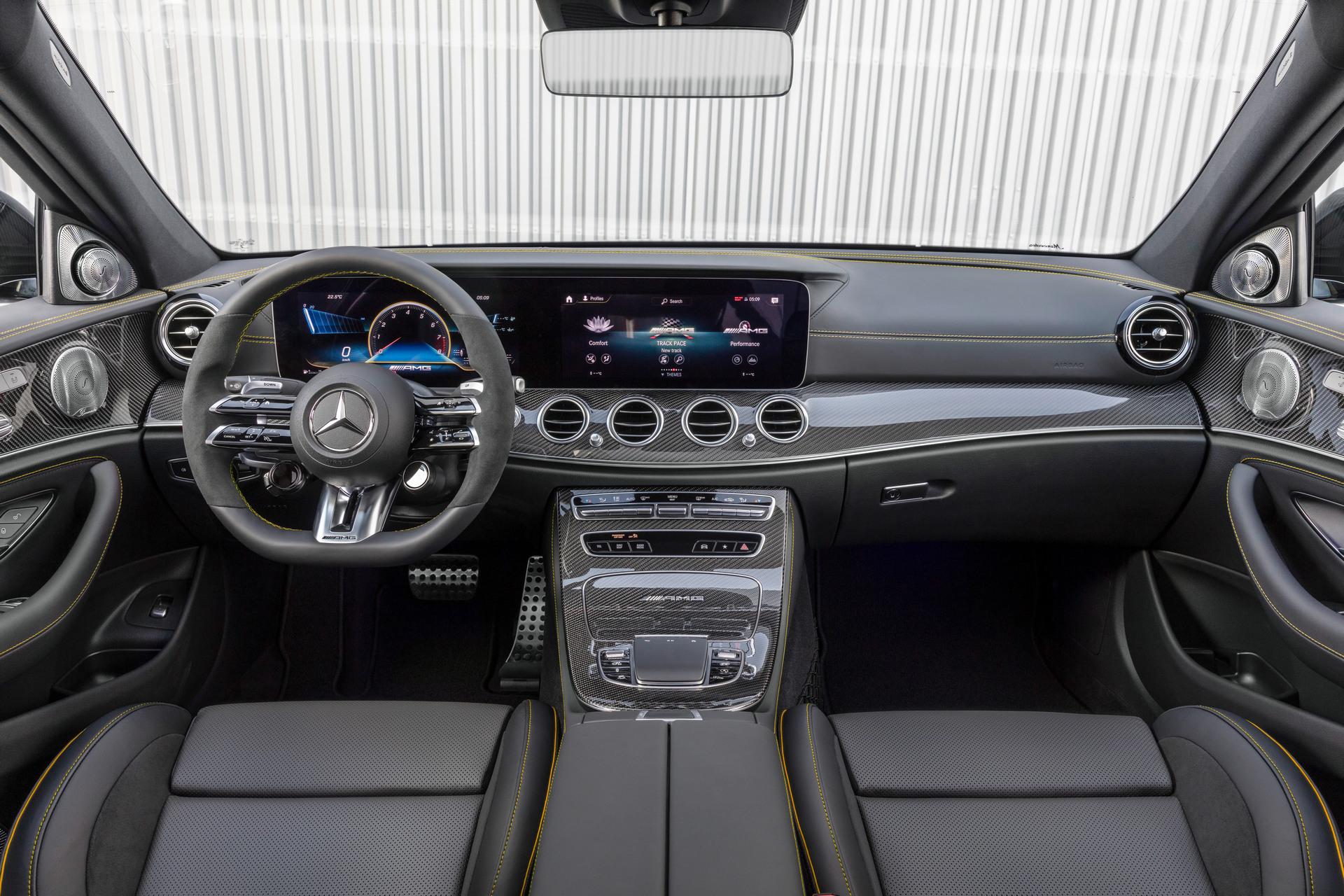 Mercedes-AMG E 63 και Ε 63 S