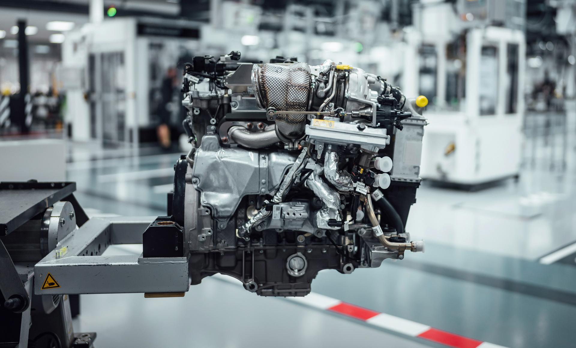 Mercedes-AMG Electric Turbo