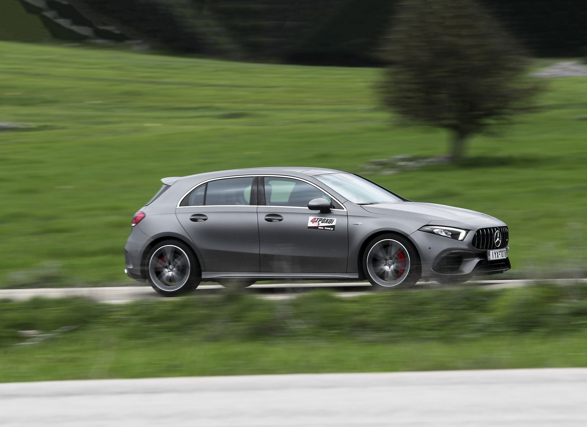 Mercedes-AMG A45 4Matic+ S