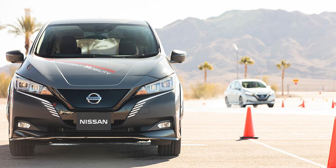 Nissan Leaf e+ 4ORCE
