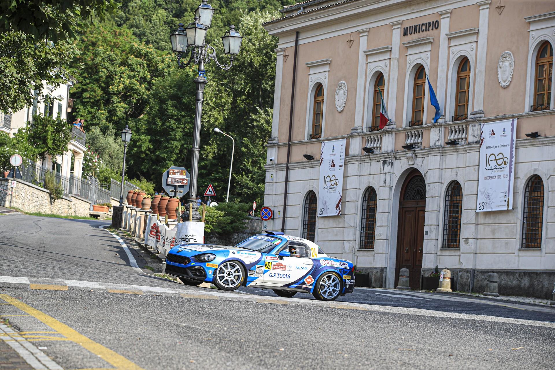 Fiat 124 Rally