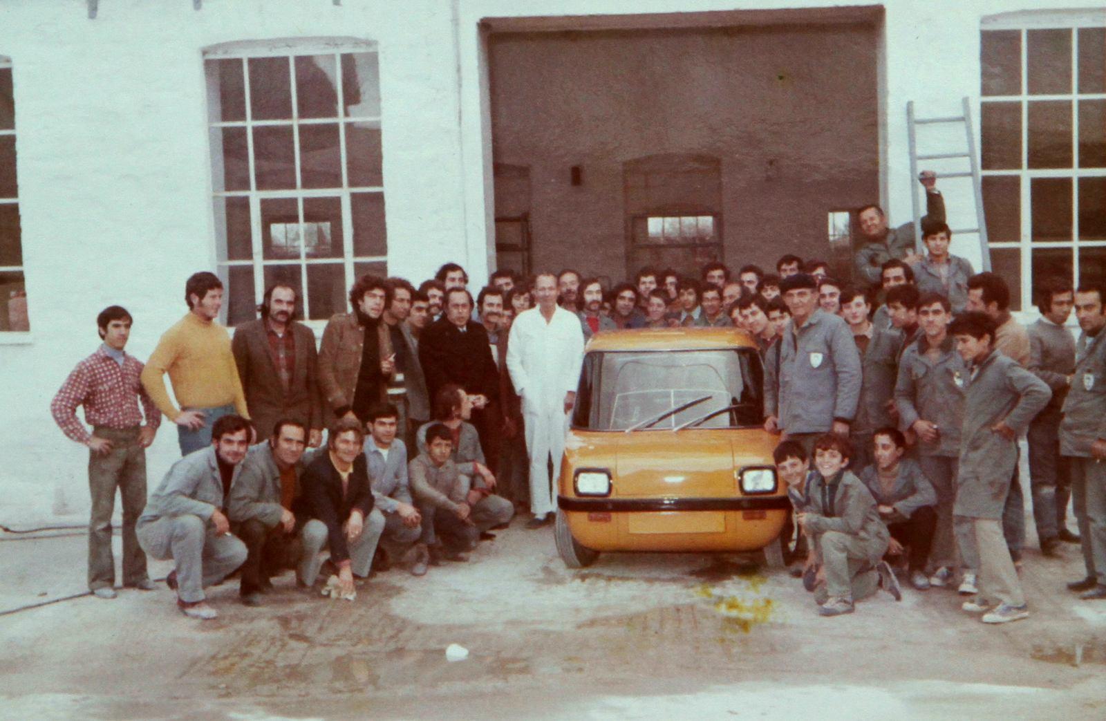 Drive-in movie night για το ηλεκτρικό αυτοκίνητο της Σύρου