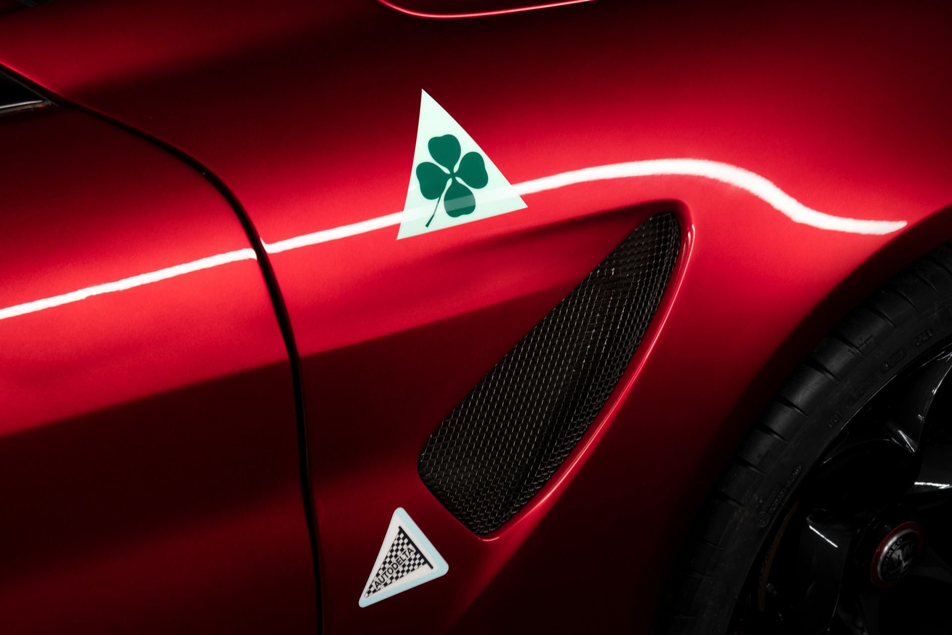 Alfa Romeo Giulia GTA - GTAm