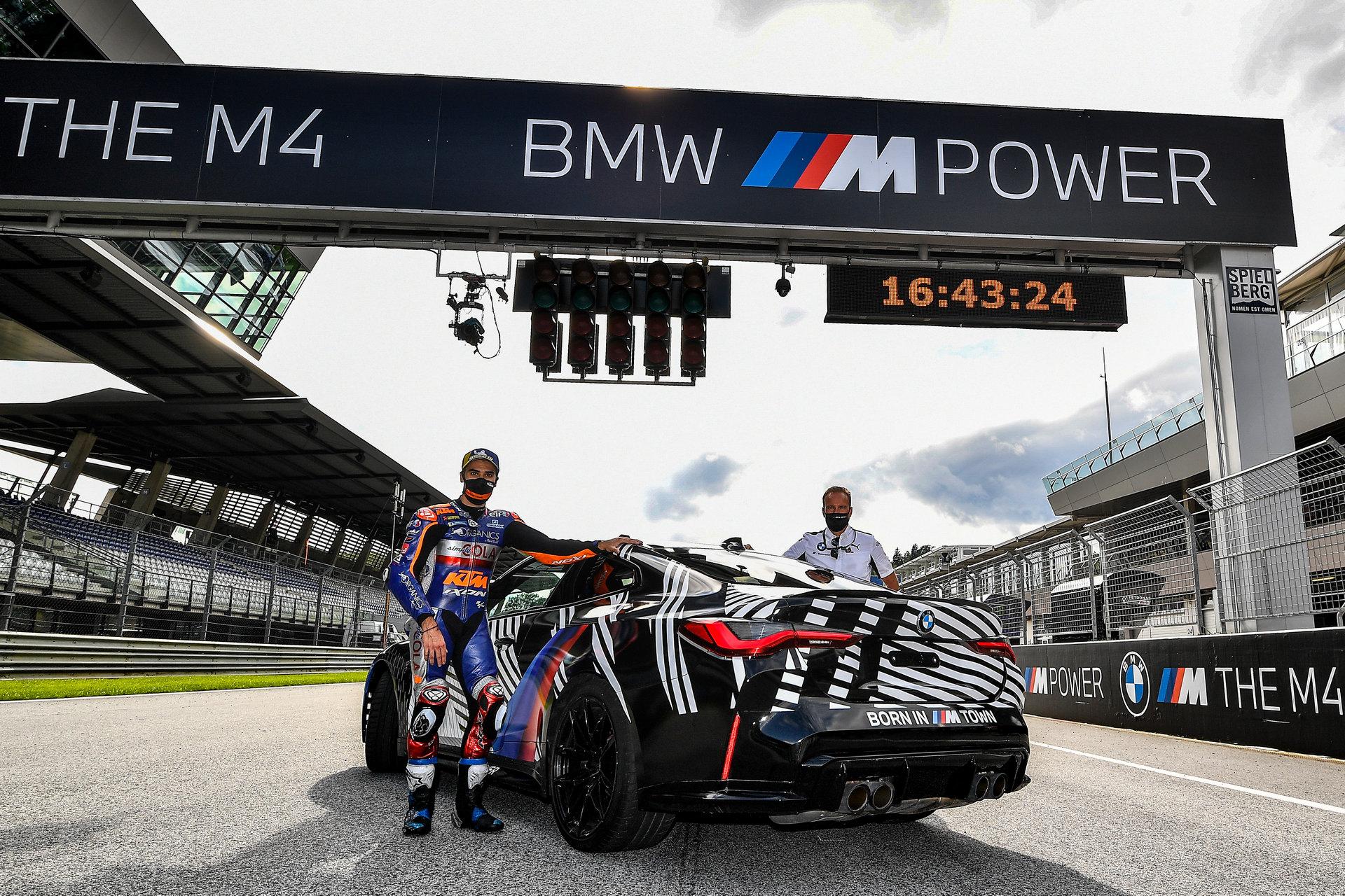 BMW M4 - Miguel Oliveira