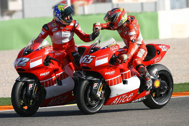 Ducati - MotoGP - Troy Bayliss