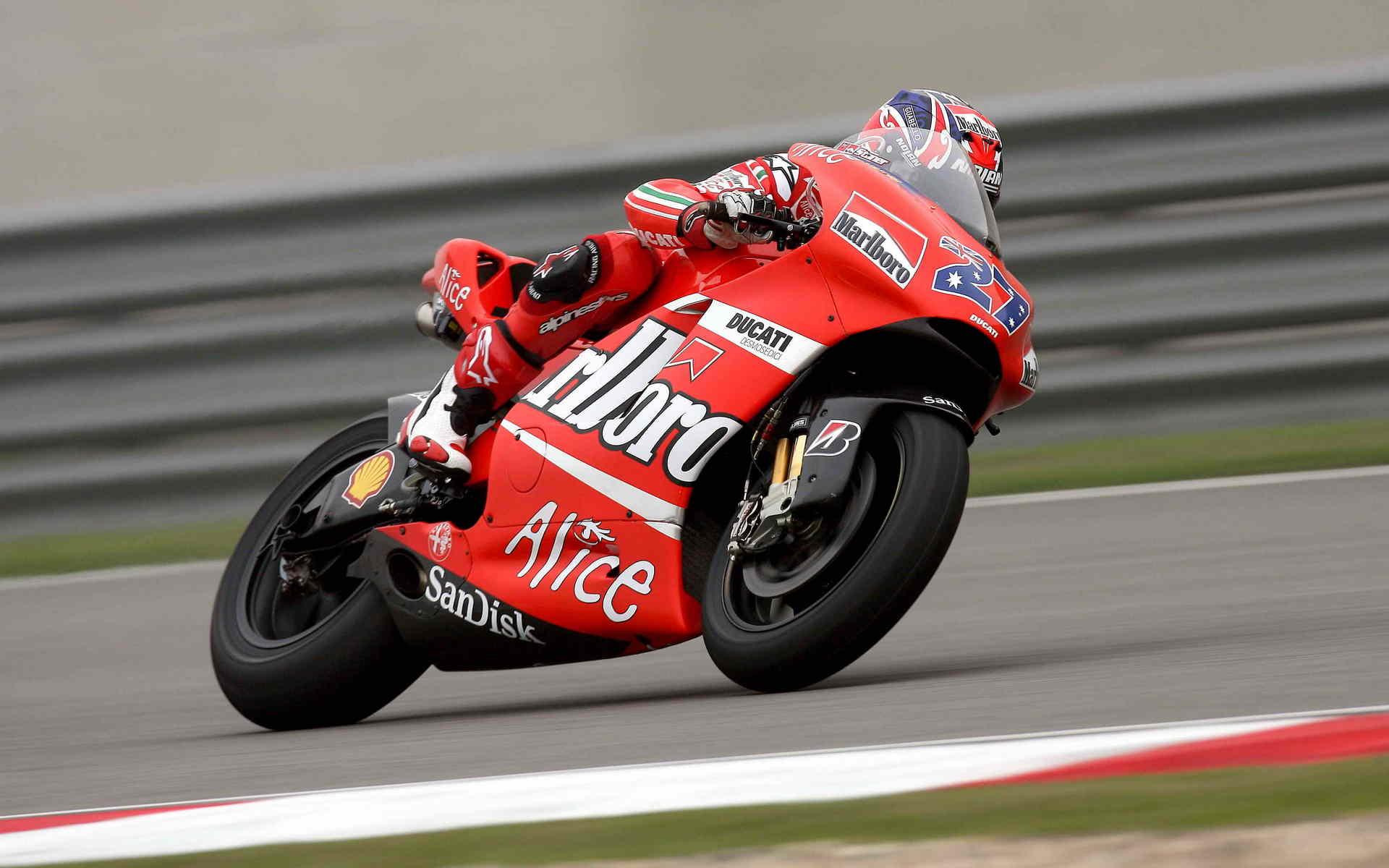 Ducati - MotoGP - Casey Stoner