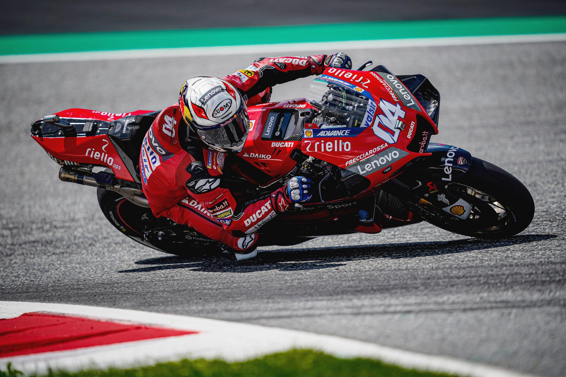 Ducati - MotoGP - Andrea Dovizioso