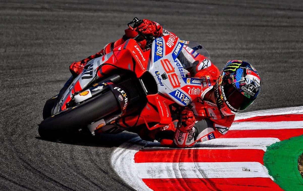 Ducati - MotoGP - Jorge Lorenzo