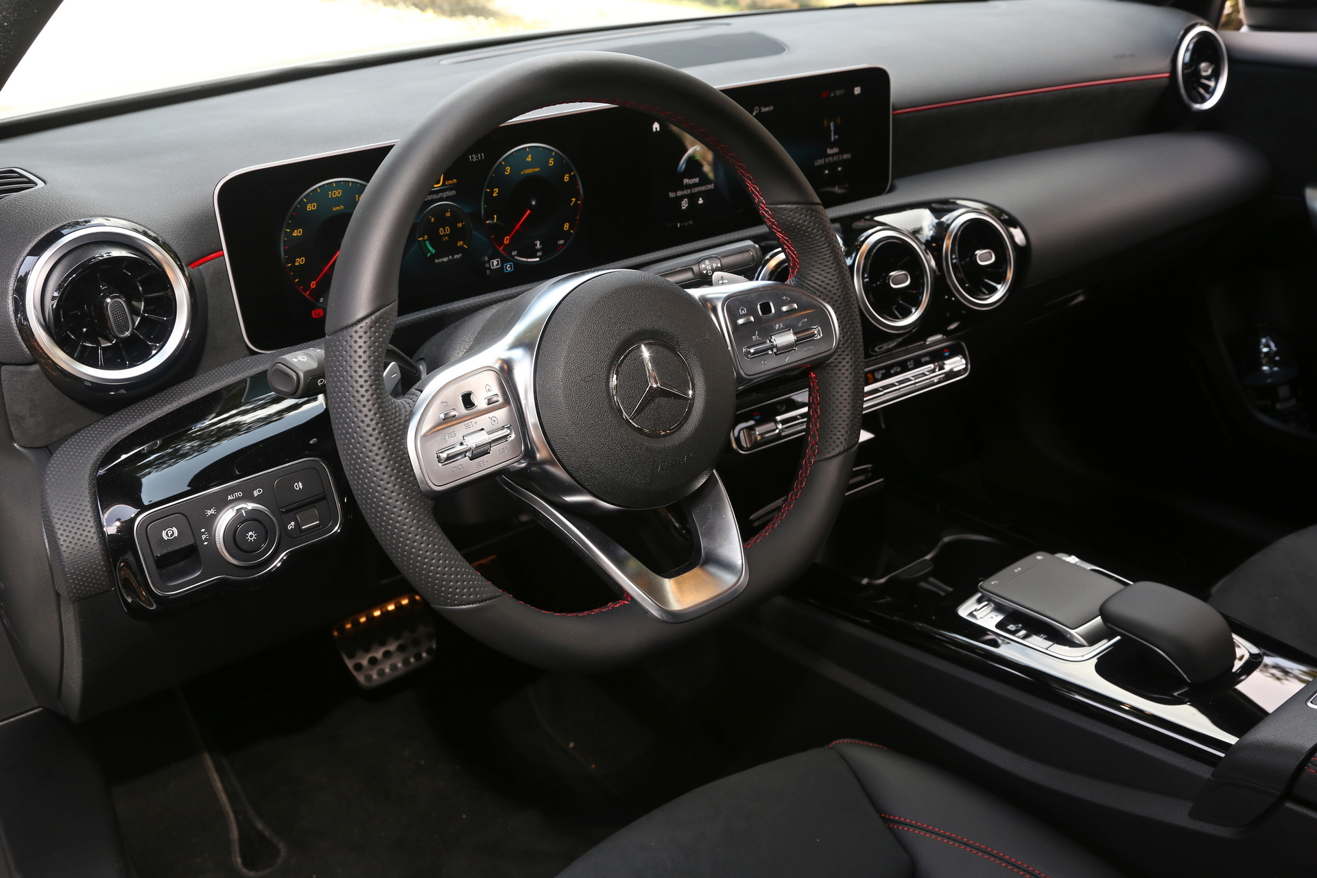 Mercedes A200 7G-DCT