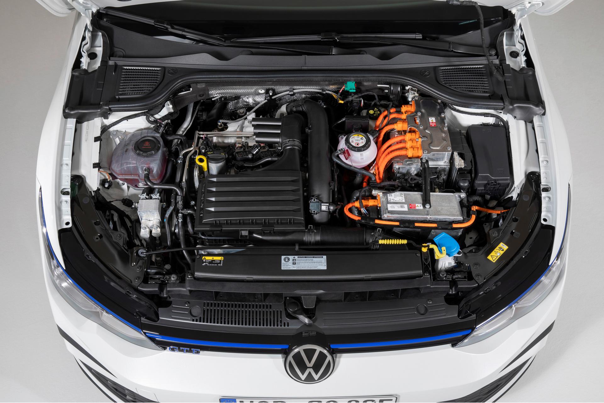 VW Golf eHybrid - VW Golf GTE