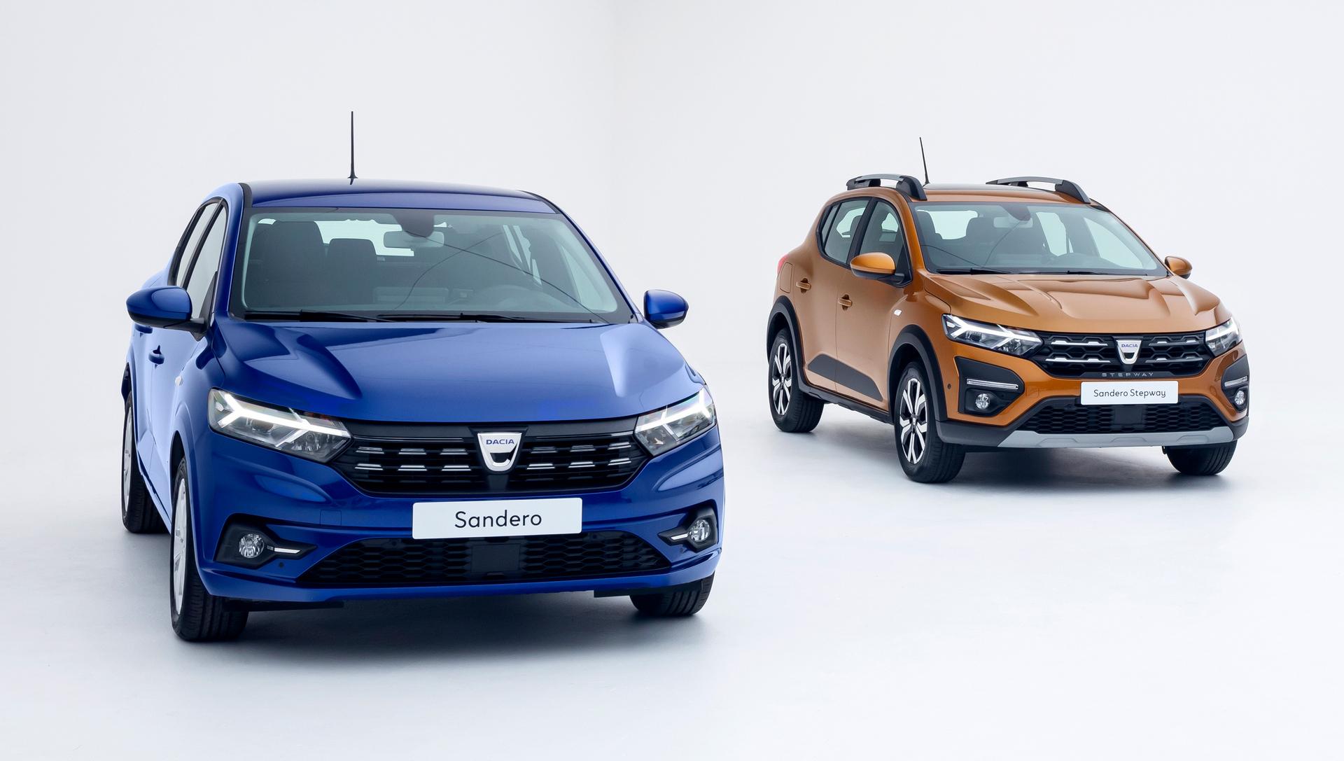 Dacia Sandero - Dacia Sandero Stepway
