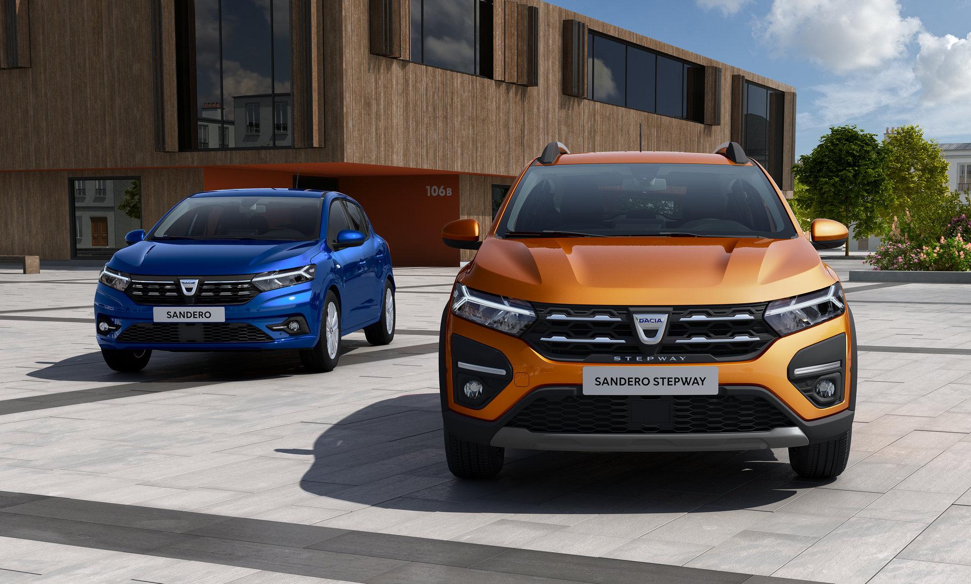 Dacia Sandero - Sandero Stepway - Logan