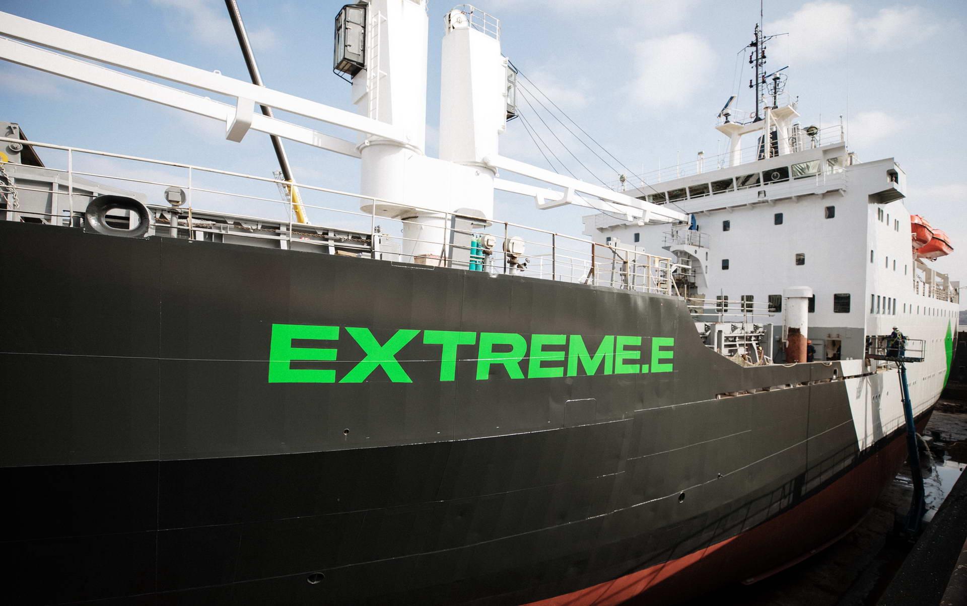 Extreme E Ship
