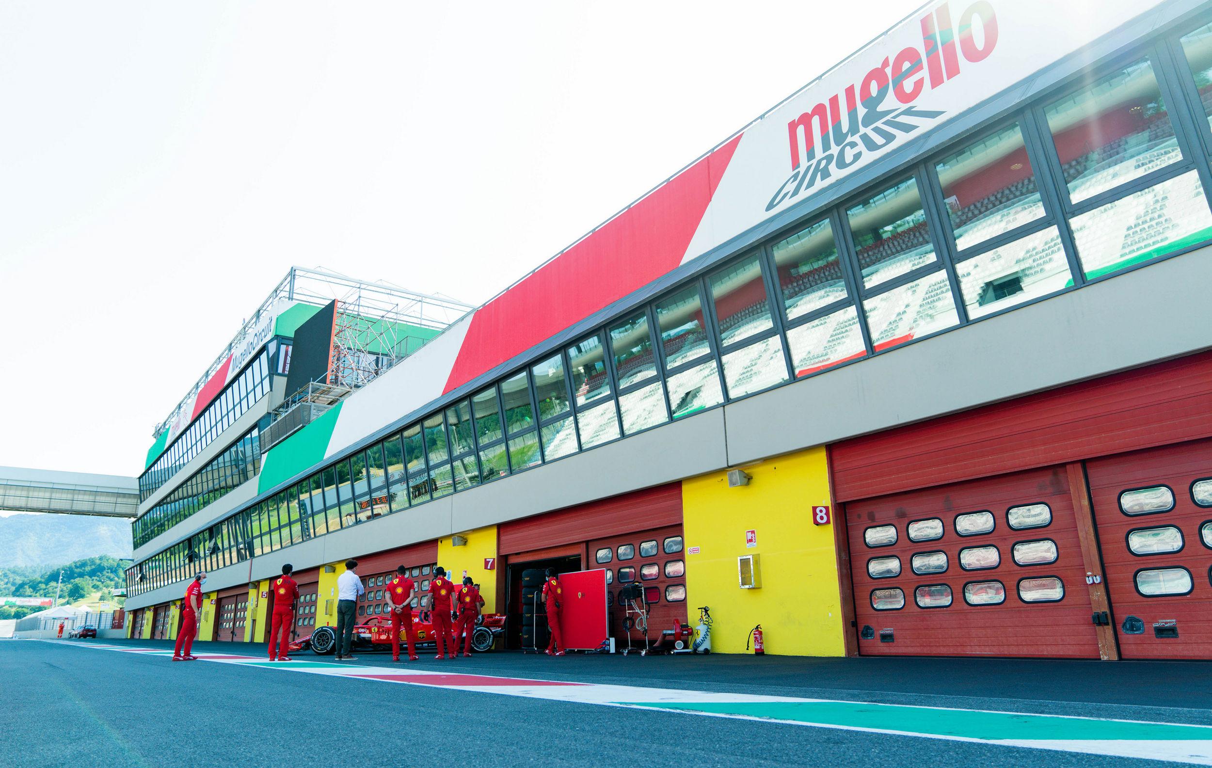 F1 - Mugello