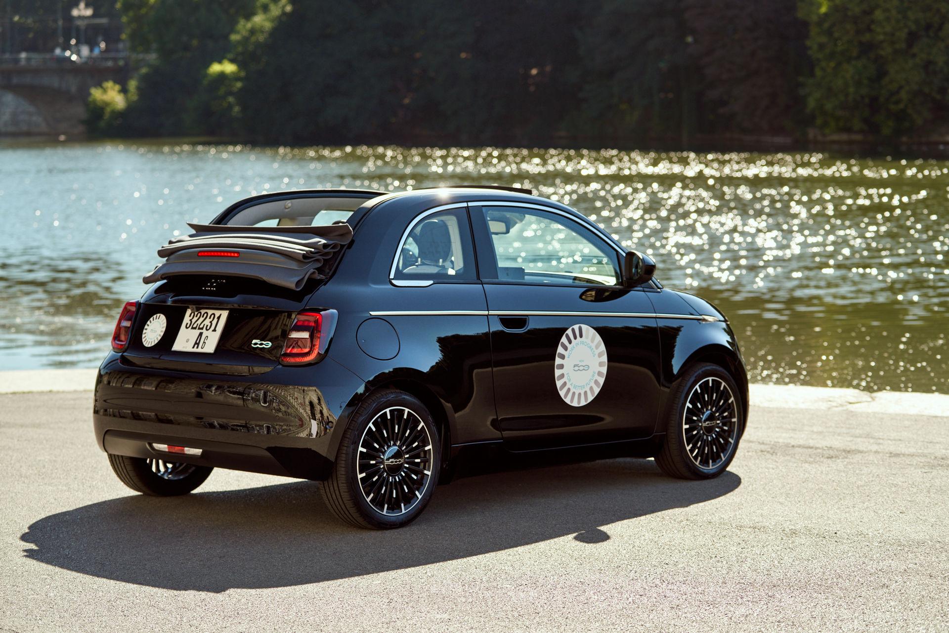 Fiat 500 Electric