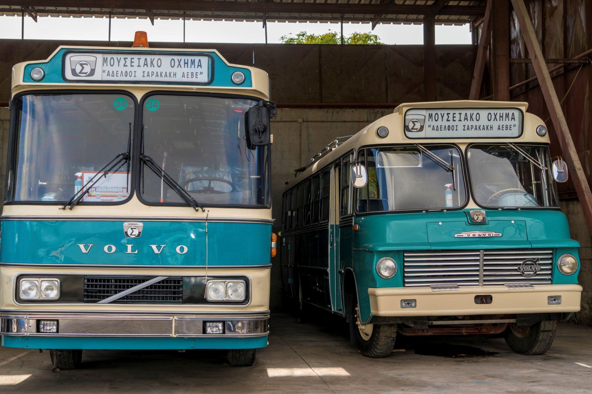 Ξενάγηση στα μουσικά λεωφορεία του Ομίλου Σαρακάκη