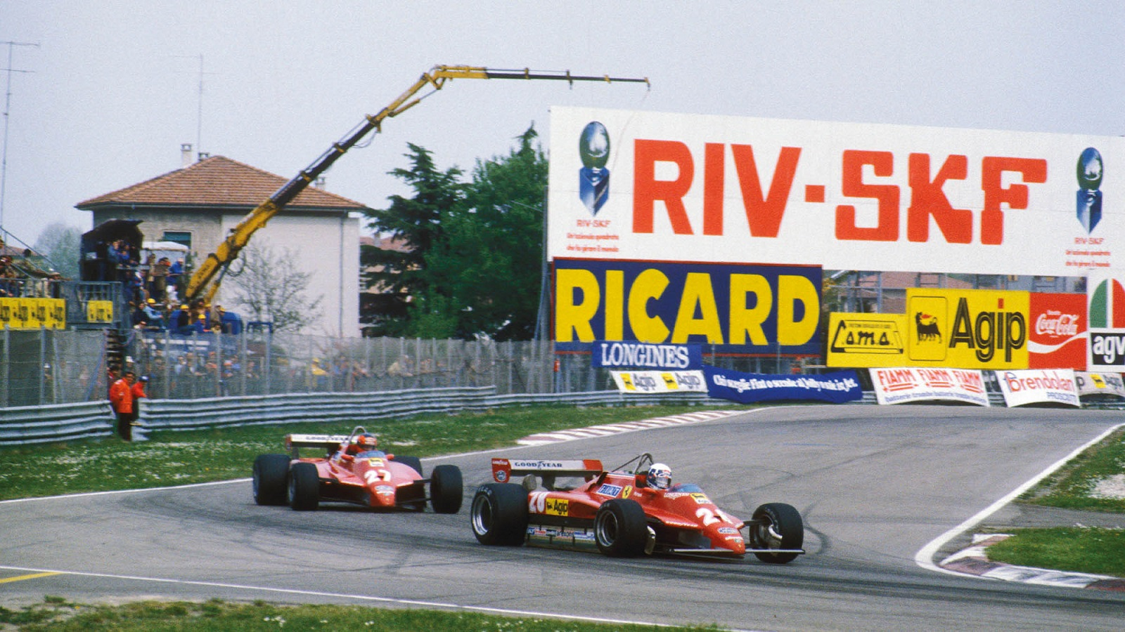 Didier-Pironi-and-GIlles-Villeneuve-at-Imola