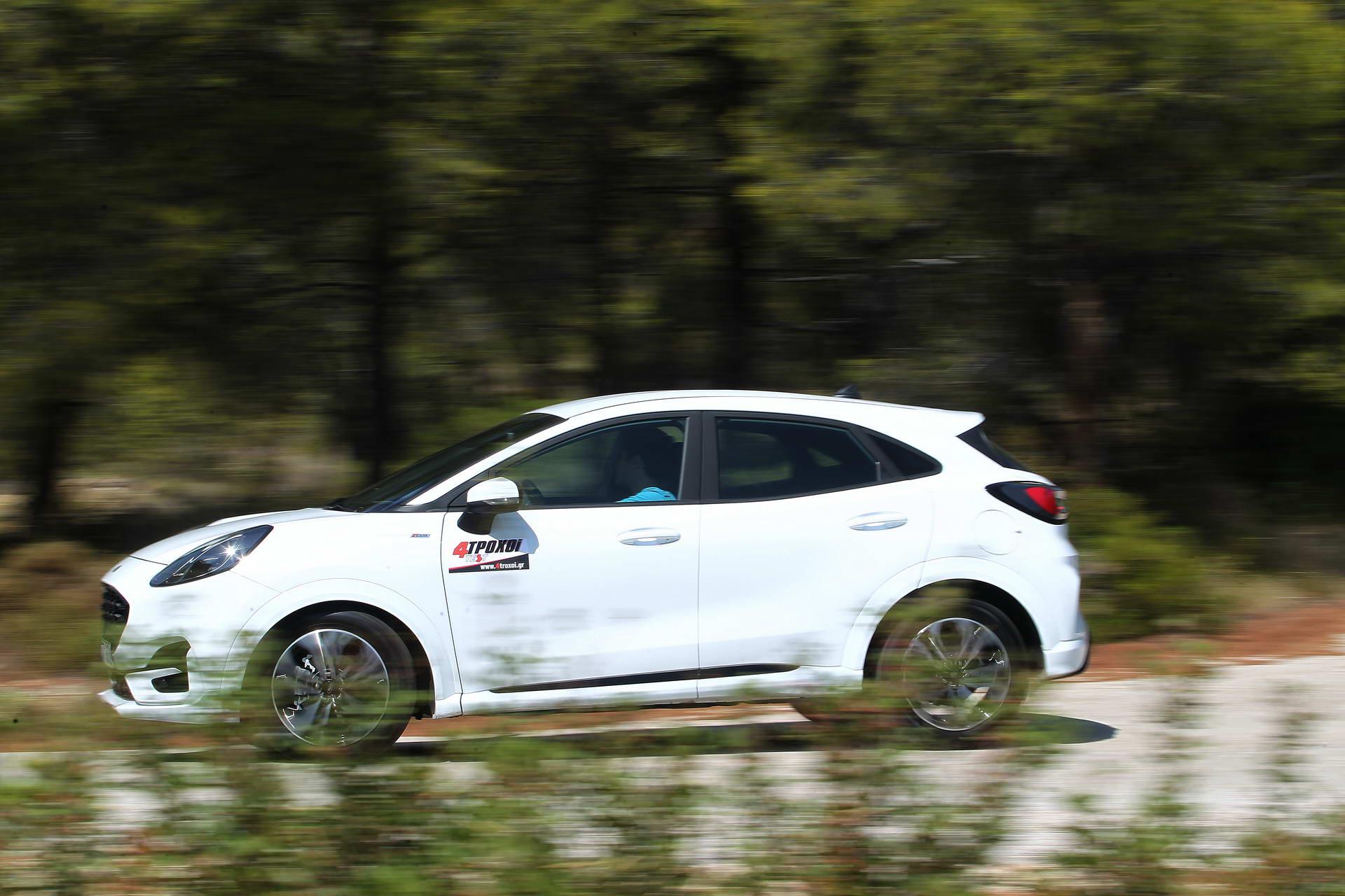 Ford Puma Auto