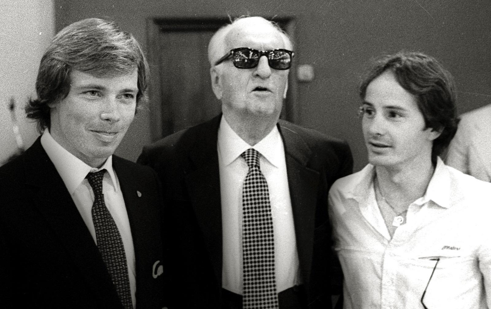 Pironi-Ferrari-Villeneuve