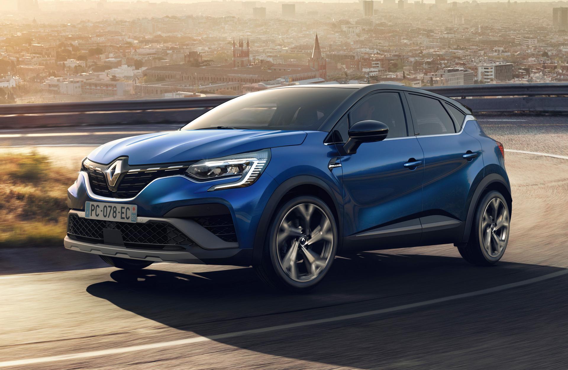 Renault Capture E-Tech Hybrid