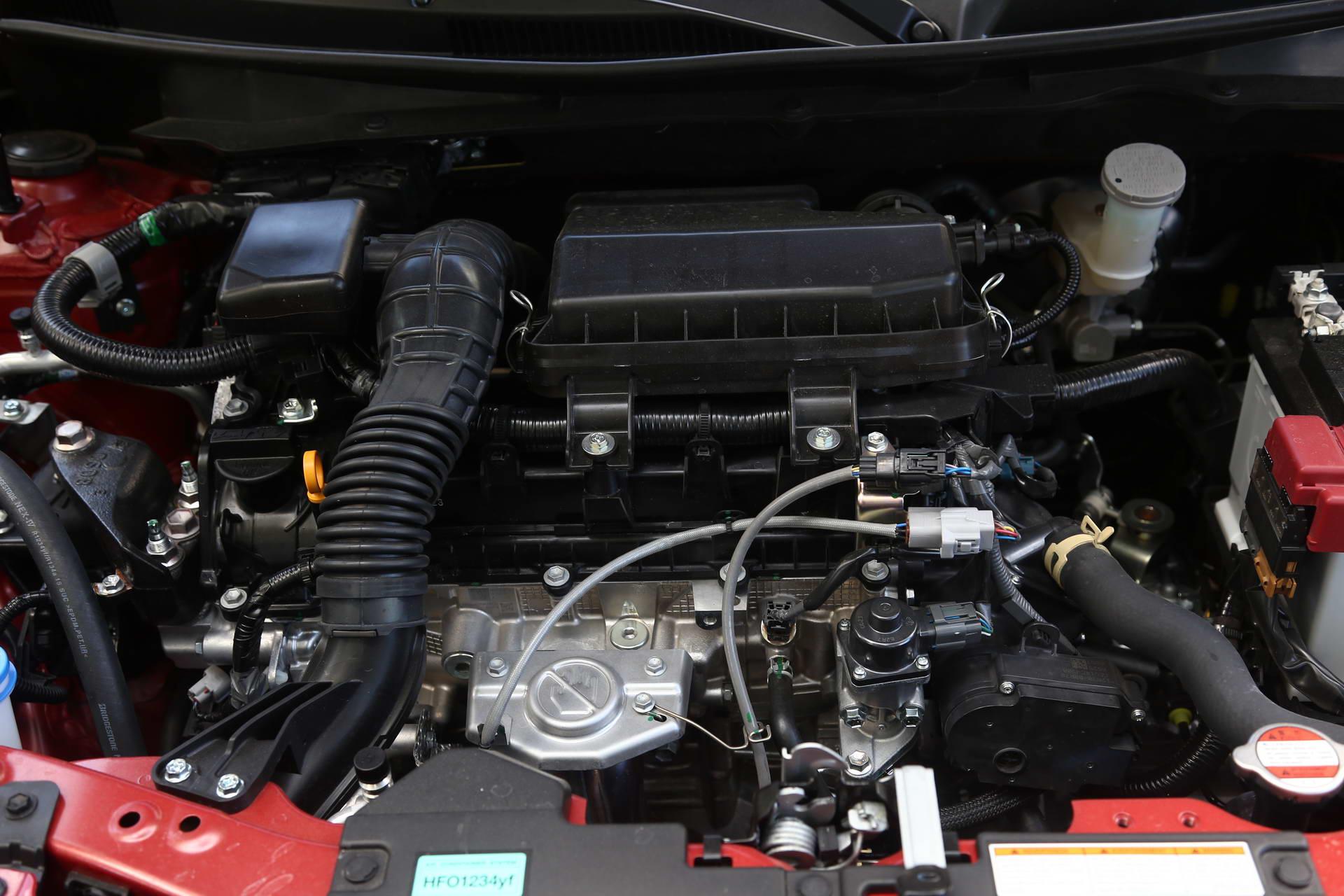 Suzuki Swift Hybrid Facelift Engine