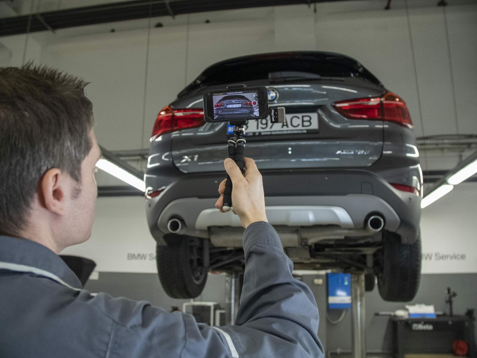 BMW-Smart-Video-Communication