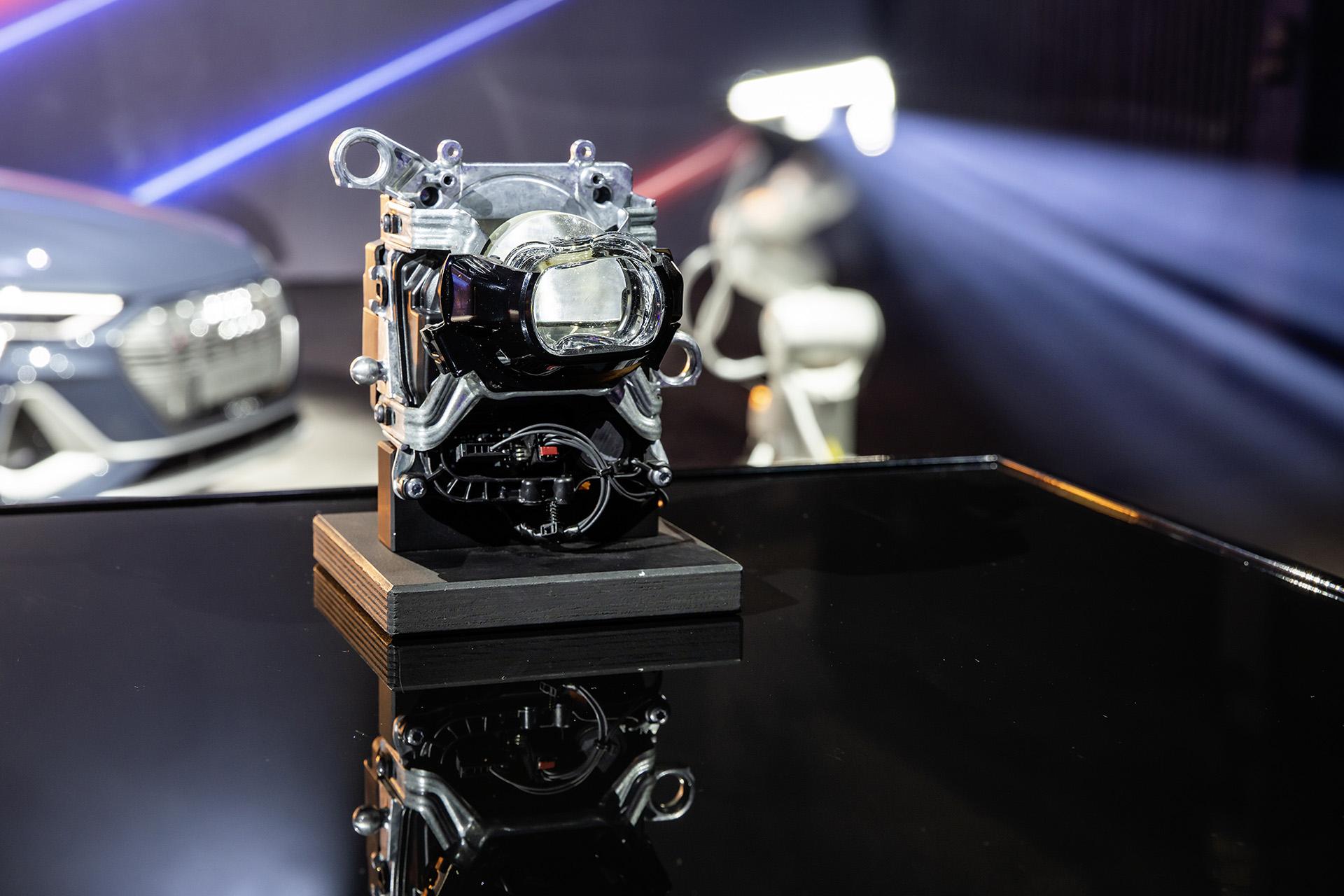 Audi Light Technology