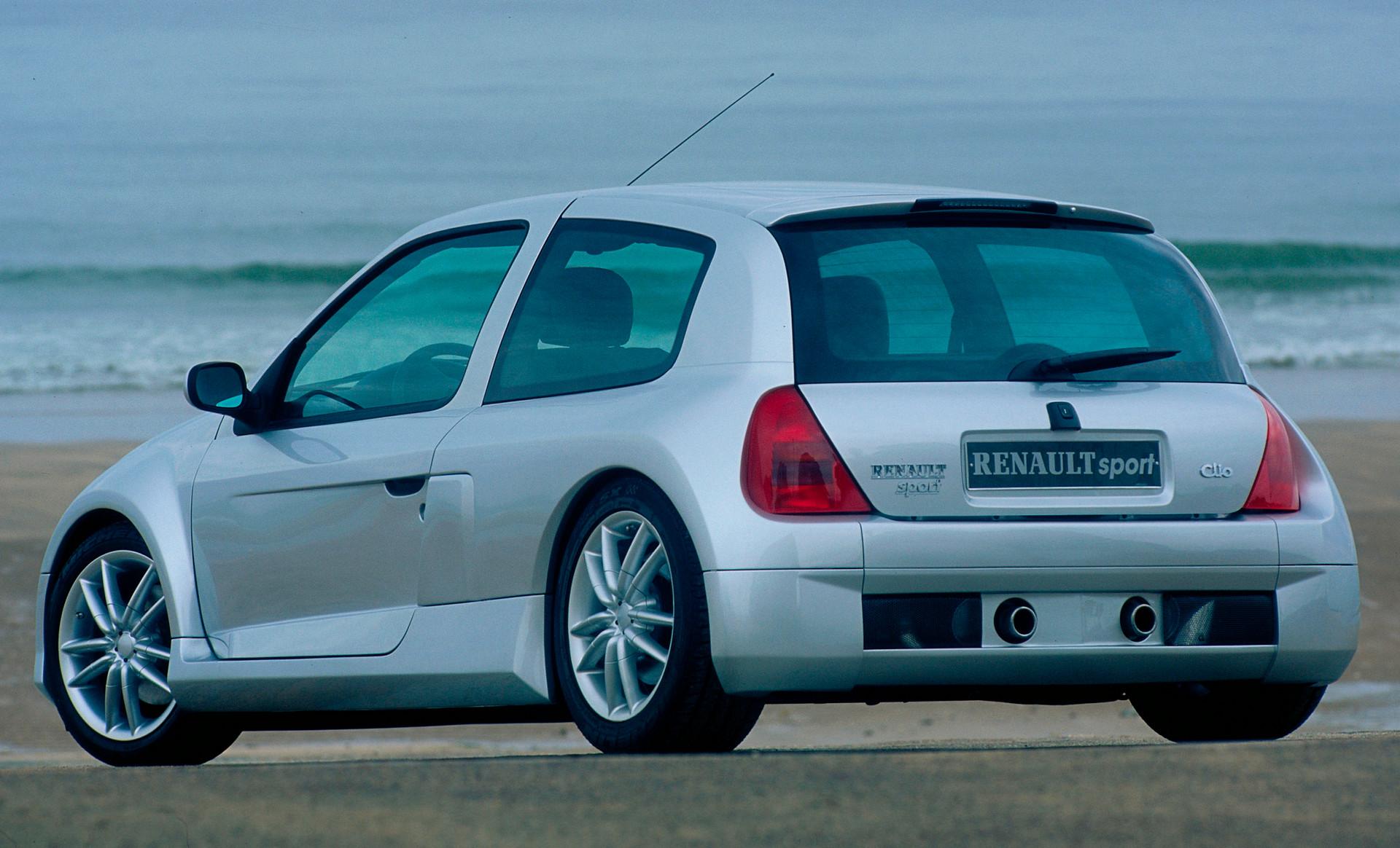 20 χρόνια για το Clio Renault Sport V6