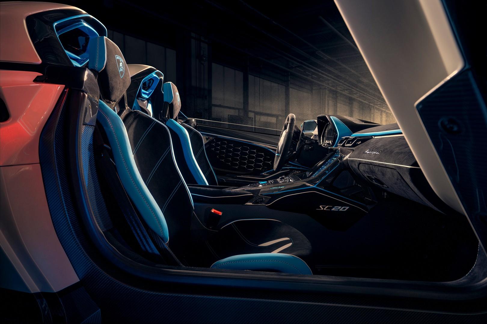 Lamborghinii SC20