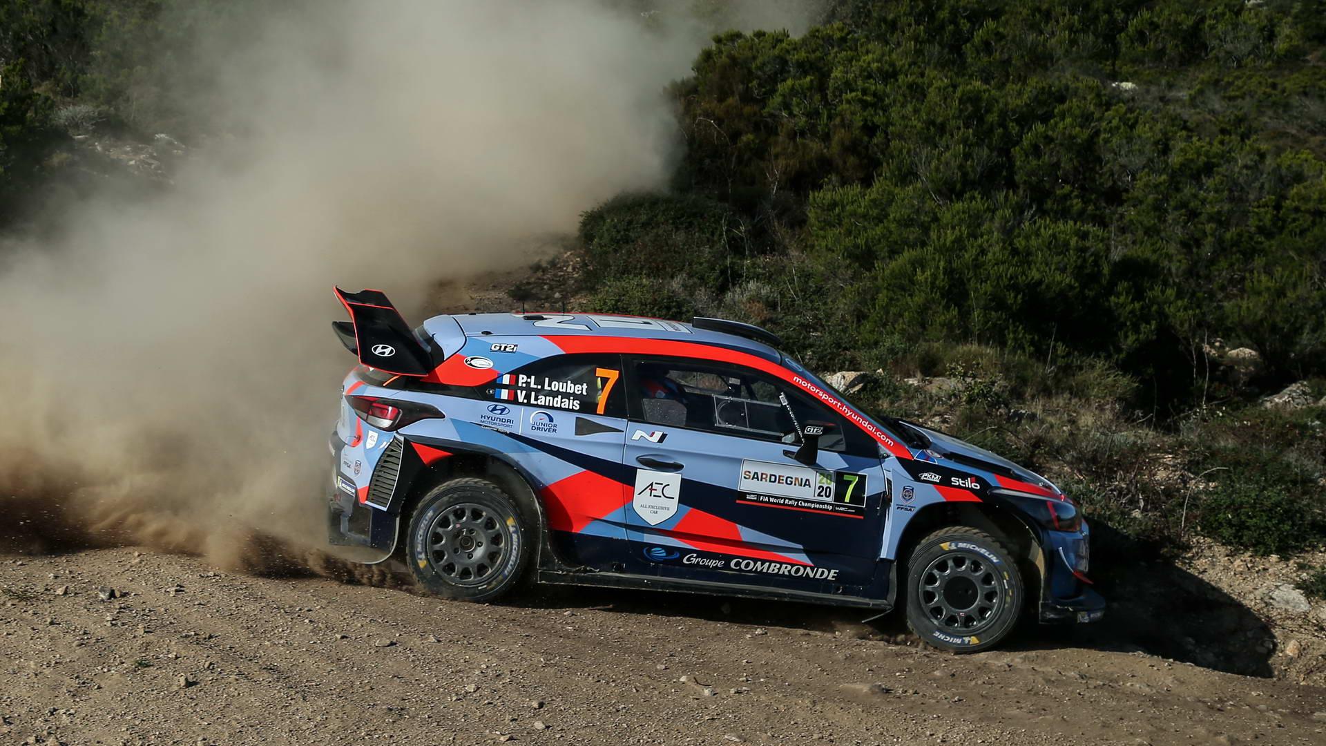 Πλήρες πρόγραμμα για τον Pierre Louis Loubet με το Hyundai i20 Coupe WRC