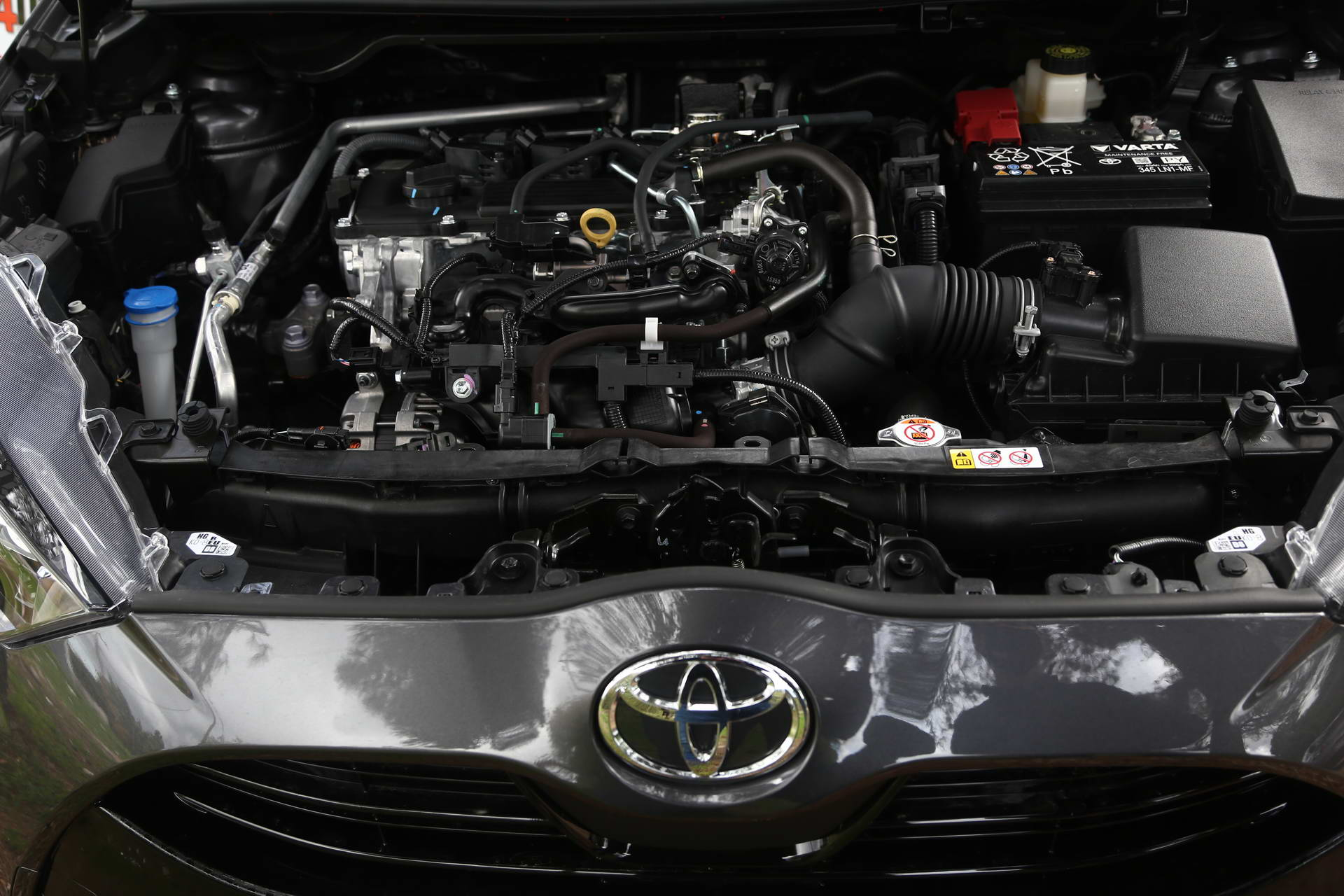 Toyota Yaris 1.5 125 ps