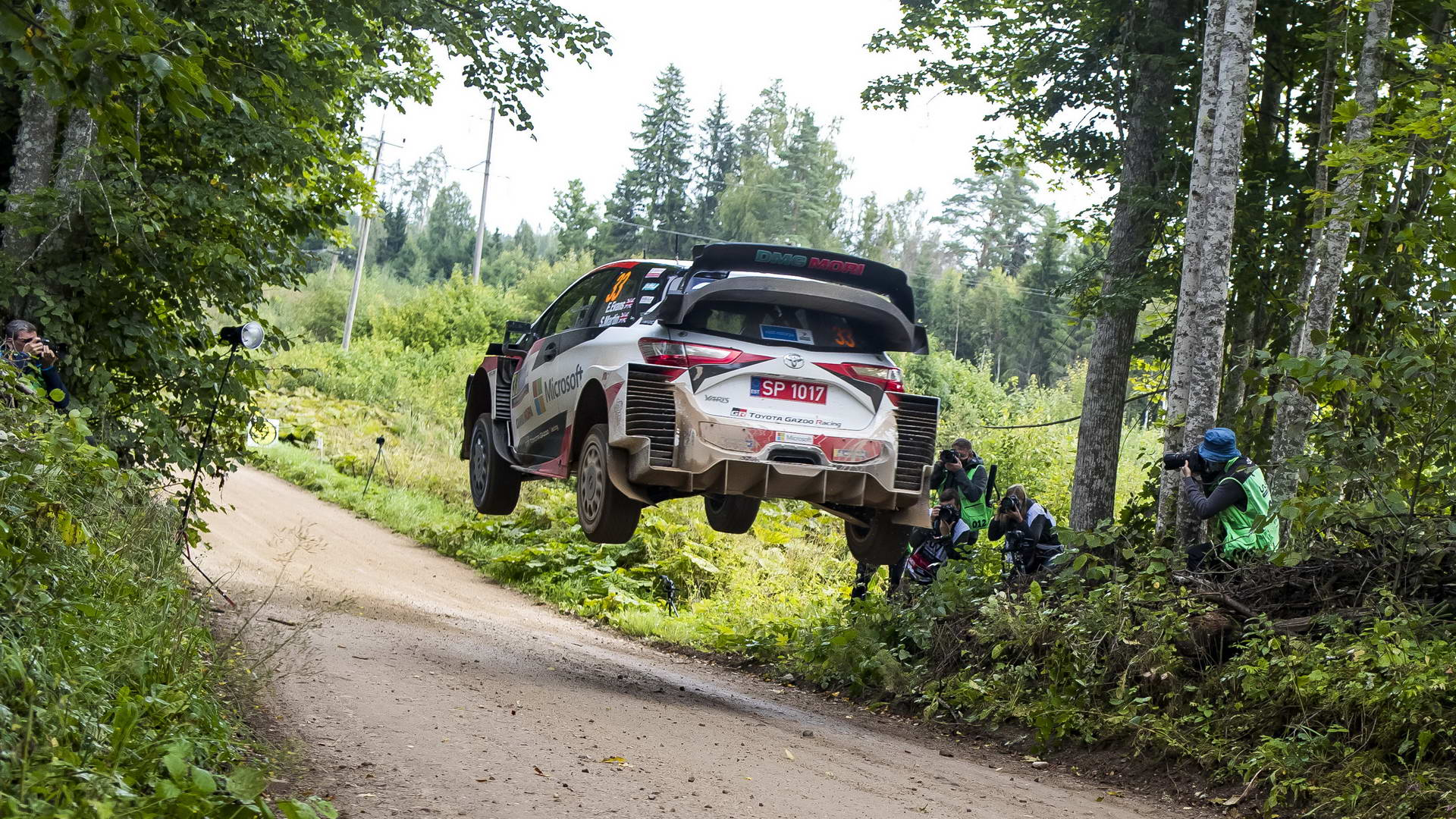 WRC 2020 Video Review