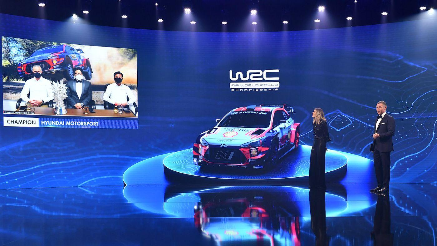 WRC: Το φετινό εικονικό βραβείο και οι δηλώσεις Ogier
