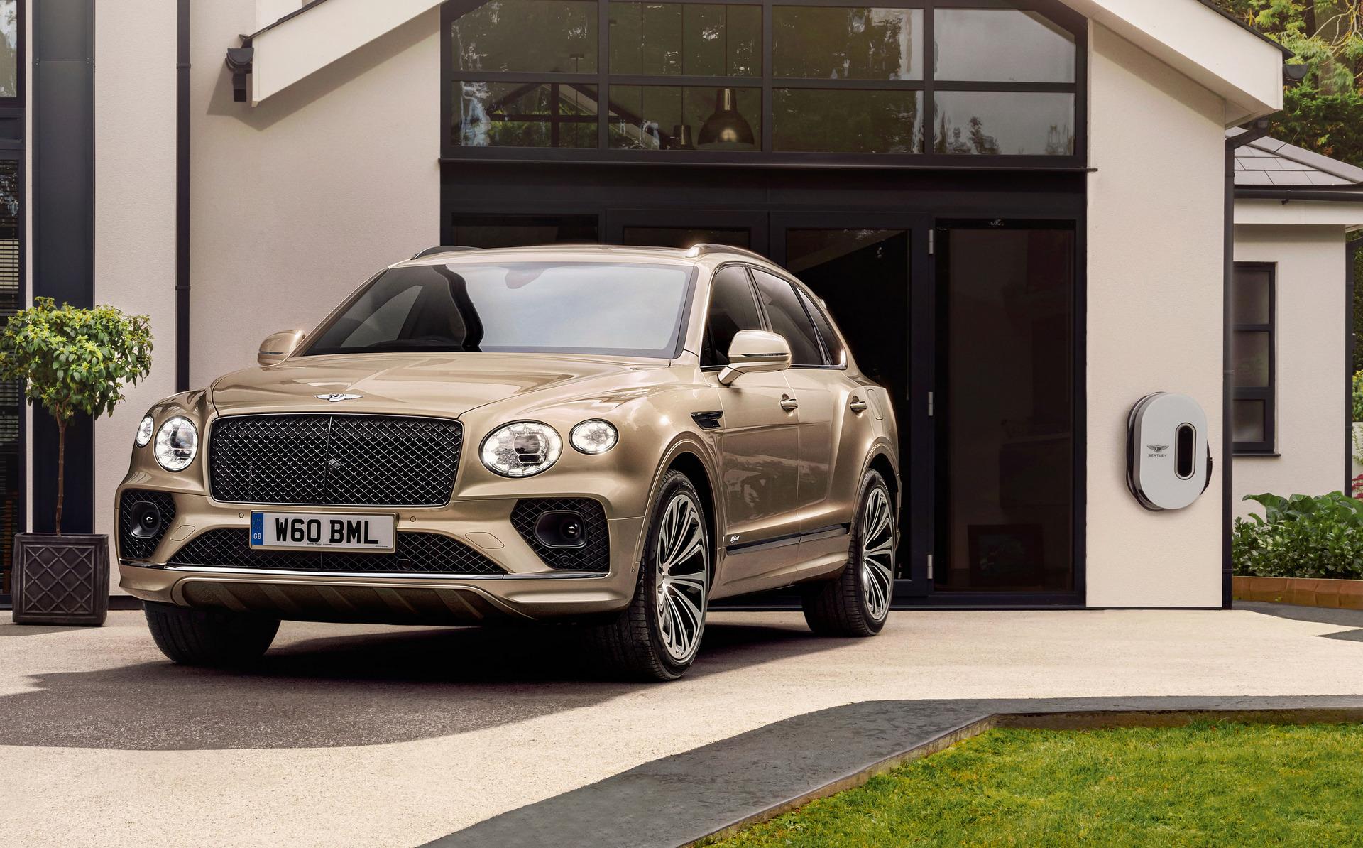 Πρεμιέρα για το ανανεωμένο Bentley Bentayga PHEV