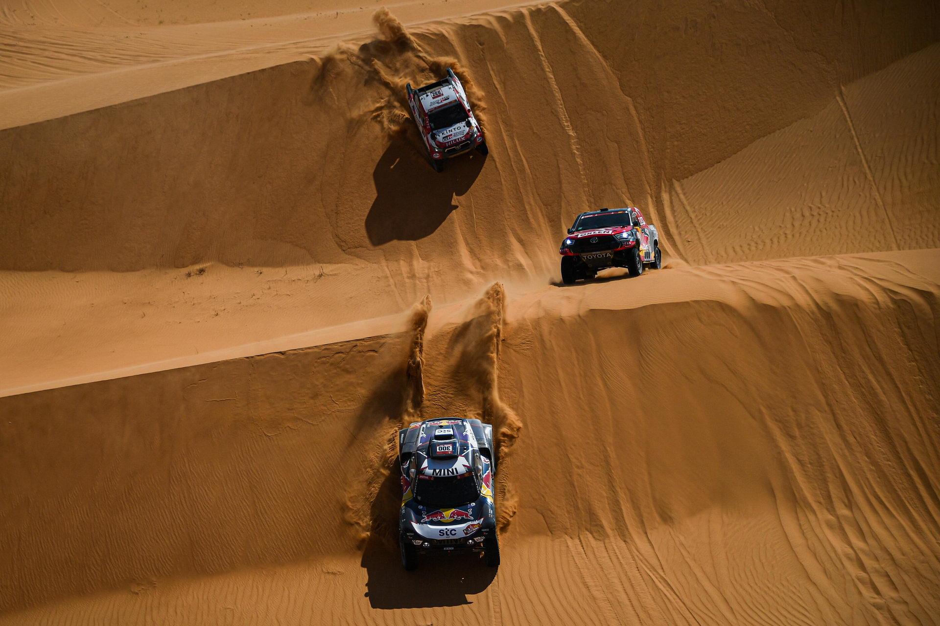 Dakar 2021 Cars