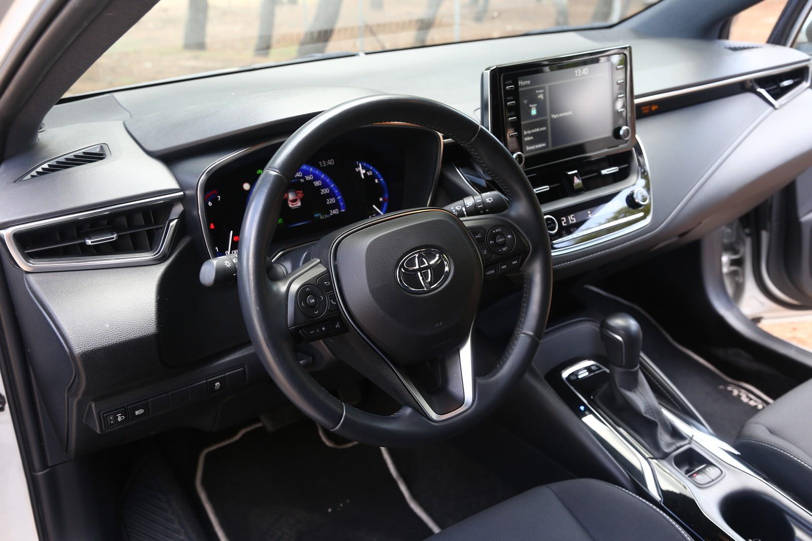 Toyota Corolla 1.8 Hybrid