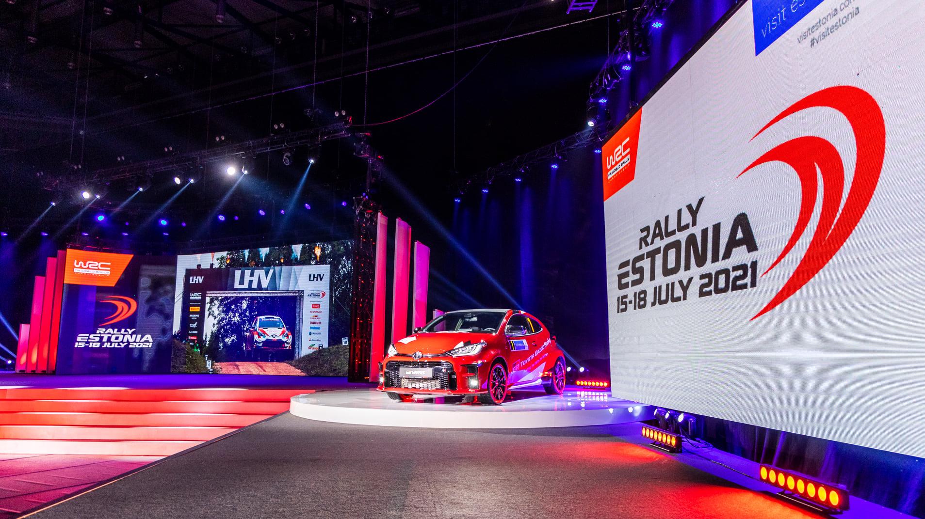 Rally Estonia 2020